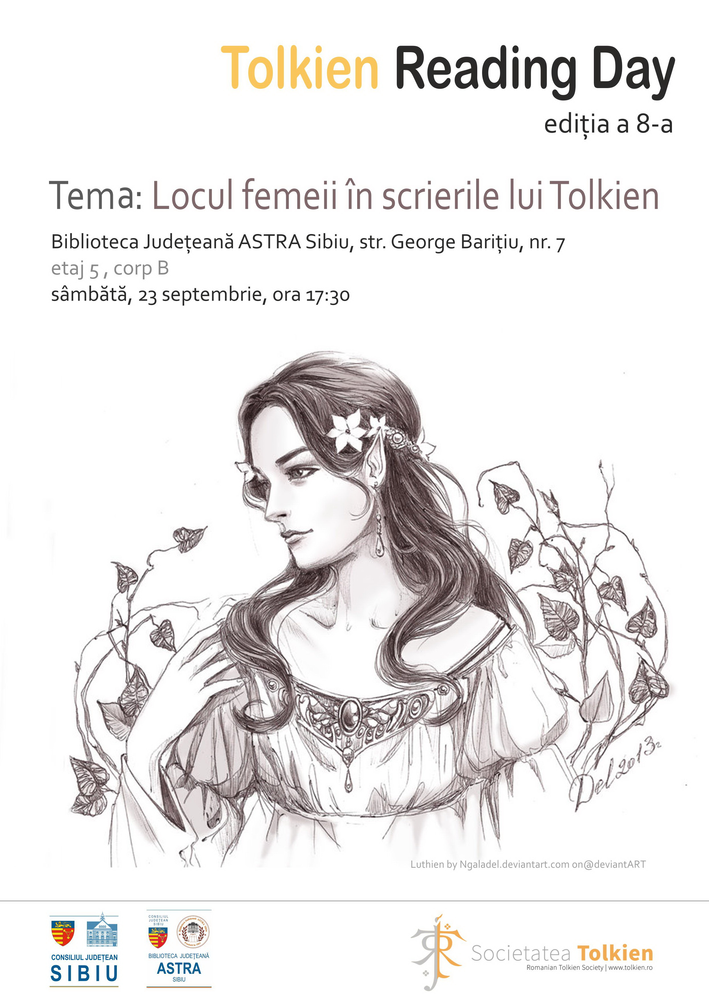 Tolkien Reading Day - Sibiu