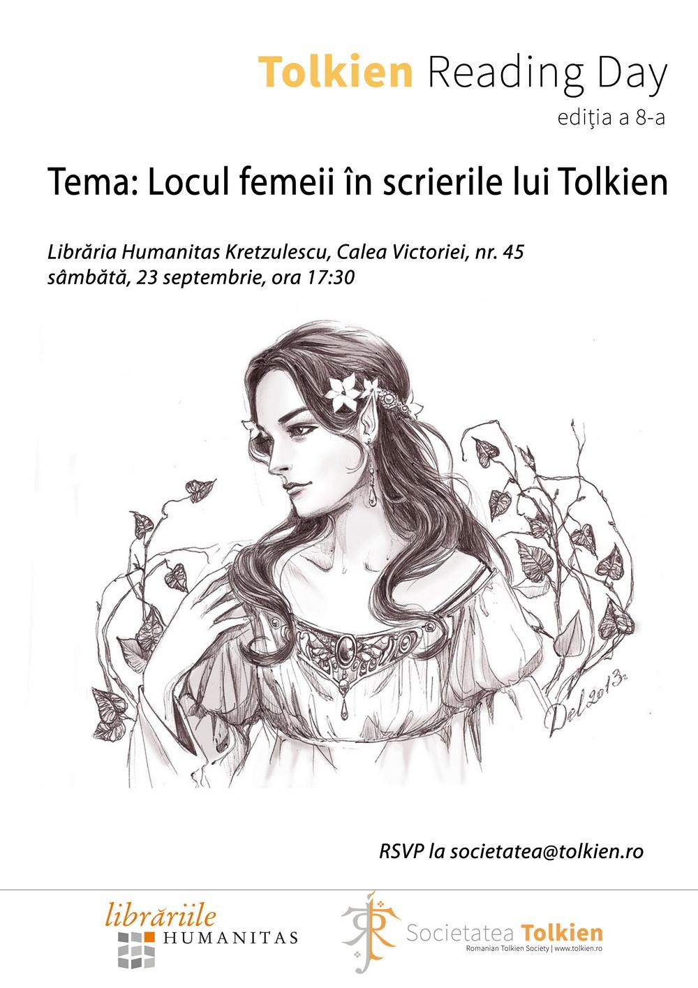 Tolkien Reading Day - București